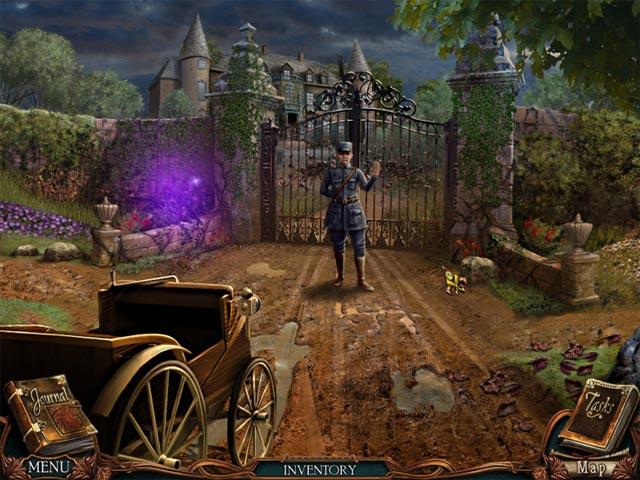 Downloade das Spiel Victorian Mysteries: Das Gelbe Zimmer für iPad ...