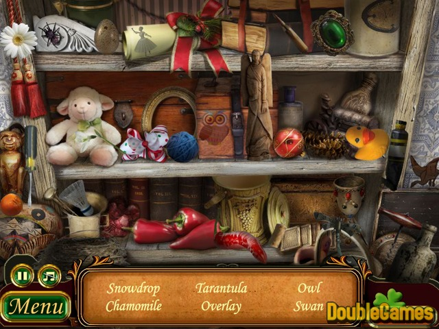 Free Download Winter Story Christmas Tree Screenshot 2