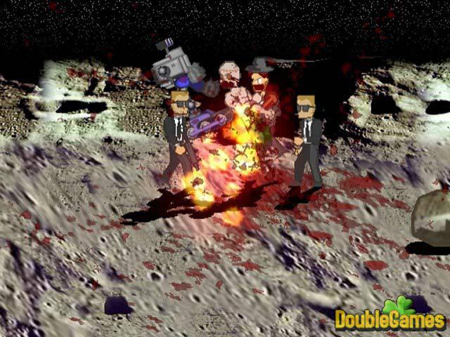Kostenloser Download Zombie Smashers X2 Screenshot 2