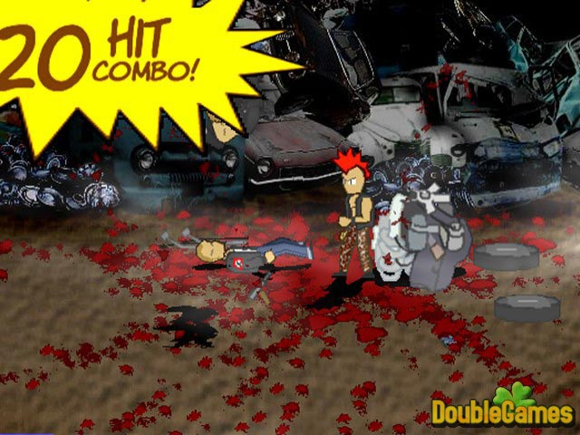 Kostenloser Download Zombie Smashers X2 Screenshot 3