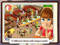 Kostenloser Download Amelie's Restaurant Screenshot 2