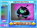 Kostenloser Download Angry Birds Space Färbung Screenshot 2