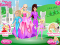 Kostenloser Download Barbie Super Sisters Screenshot 3