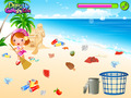 Kostenloser Download Beach Clean Up Game Screenshot 2
