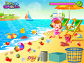 Kostenloser Download Beach Clean Up Game Screenshot 3