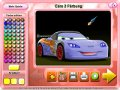 Kostenloser Download Cars 2 Färbung Screenshot 1