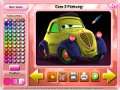 Kostenloser Download Cars 2 Färbung Screenshot 3
