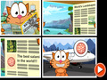 Kostenloser Download Cat Around The World: Alpine Lakes Screenshot 1