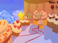Kostenloser Download Cupcakes VS Veggies Screenshot 1