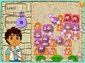 Kostenloser Download Diego's Puzzle Pyramid Screenshot 1