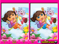 Kostenloser Download Dora Six Differences Screenshot 2