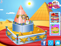 Kostenloser Download Egyptian Princess Wedding Cake Screenshot 3