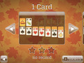 Kostenloser Download Fall Solitaire Screenshot 1