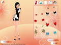 Kostenloser Download Fashion Show 2010: Dress up Beginner Model Screenshot 2