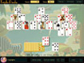Kostenloser Download Great Escapes Solitaire Screenshot 2