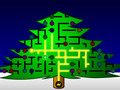 Kostenloser Download Light Up Christmas Tree Screenshot 1