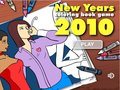 Kostenloser Download New Year Coloring Book Game 2010 Screenshot 1