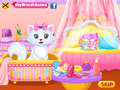 Kostenloser Download Princesse Belle Kitten Caring Screenshot 1