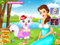 Kostenloser Download Princesse Belle Kitten Caring Screenshot 3