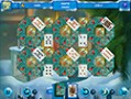 Kostenloser Download Frostige Winterabenteuer Solitaire 3 Screenshot 2