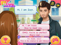 Kostenloser Download Zayn Malik Date Simulator Screenshot 3